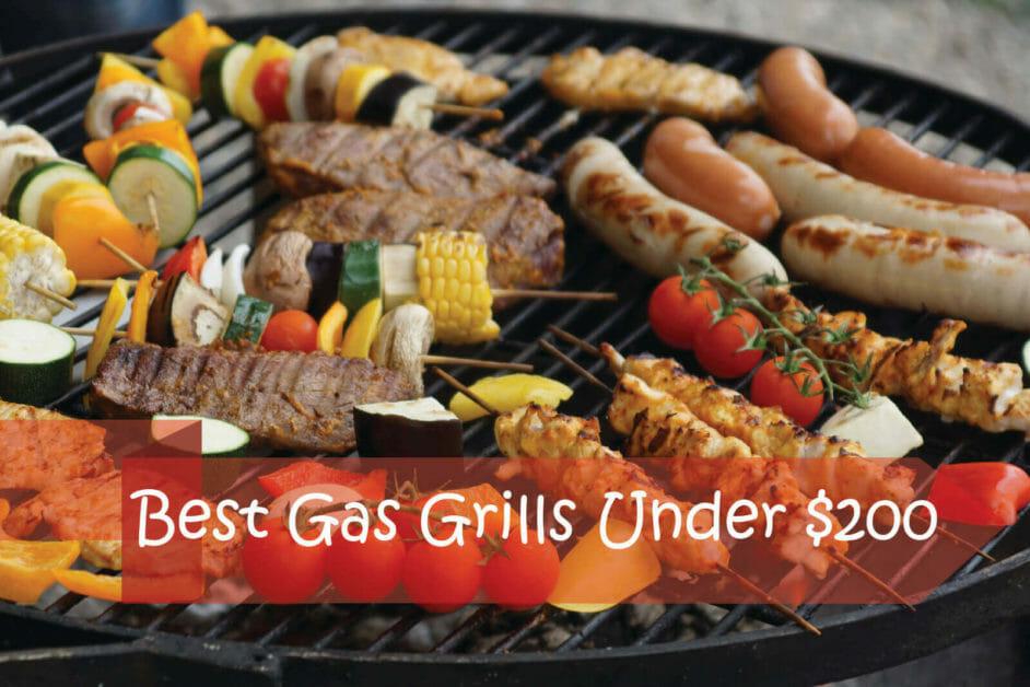 Best Gas Grills Under 200