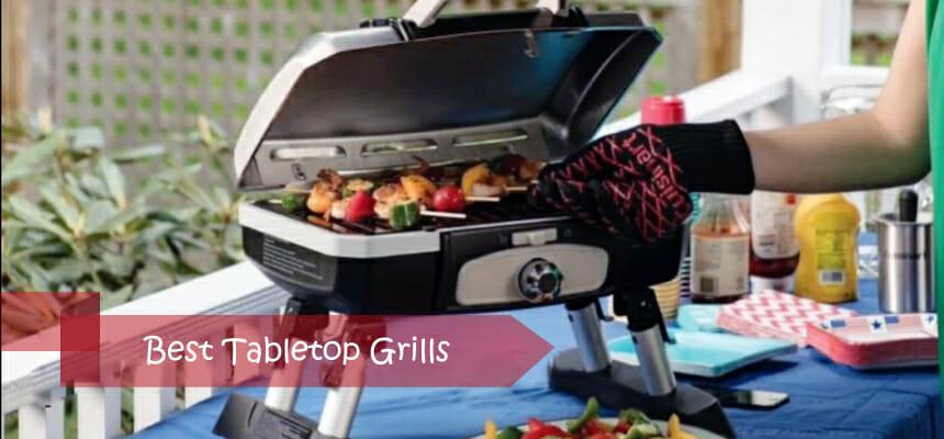best tabletop grills
