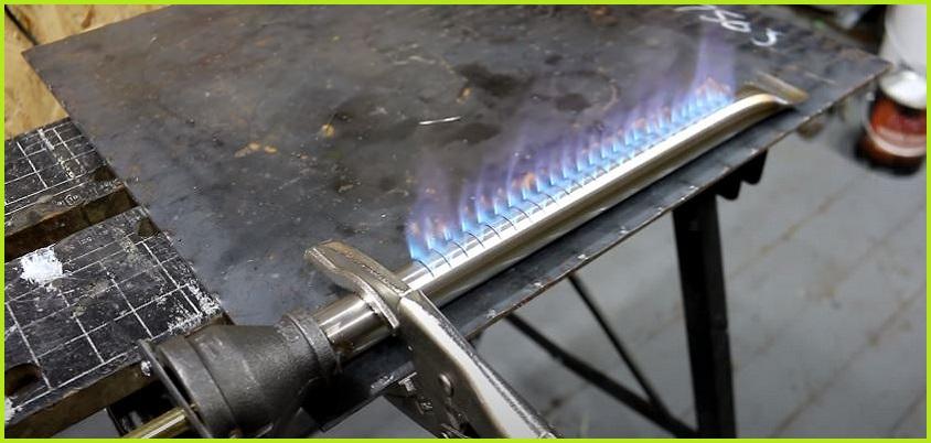gas grill burners