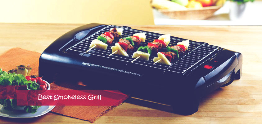 Best smokeless grill